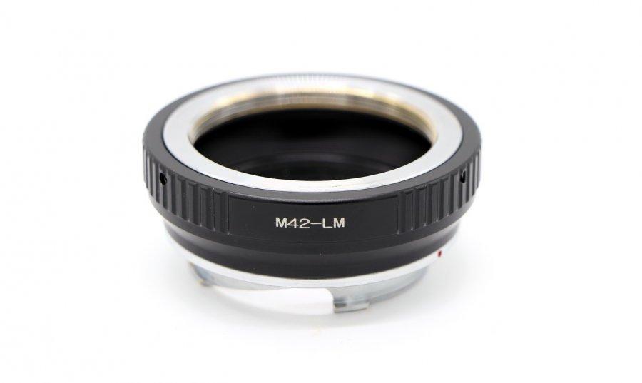 Adapter M42 - Leica-M