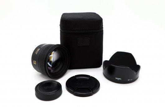 Sigma AF 50mm f/1.4 EX DG HSM Nikon