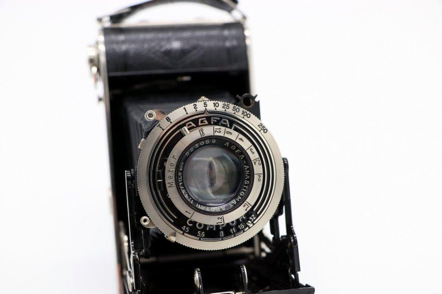 Agfa Billy Compur (Germany, 1939)