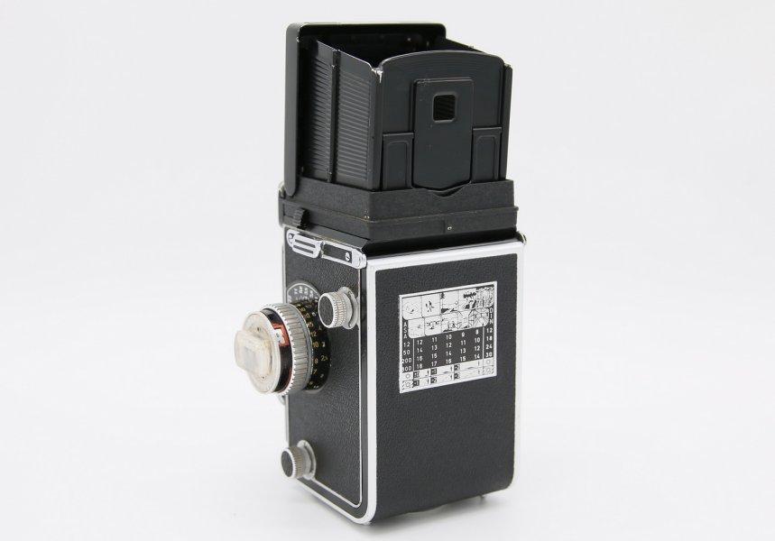 Rolleiflex T Zeiss Tessar 3.5/75mm (Germany)