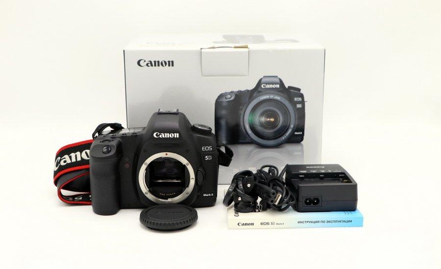 Canon EOS 5D Mark II bodу (пробег 9К)