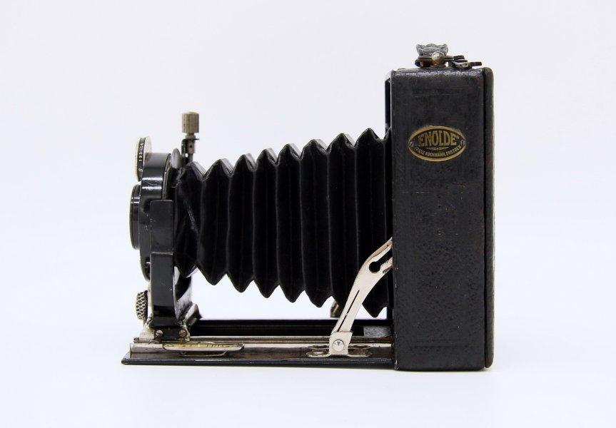 Voigtlander ibsor + Trioplan (Germany, 1930)