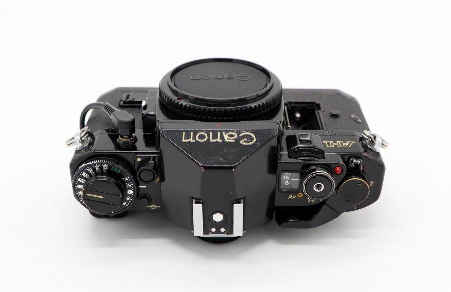 Canon A-1 body