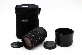Sigma AF 70-300mm f/4-5.6 APO MACRO DG Sony A