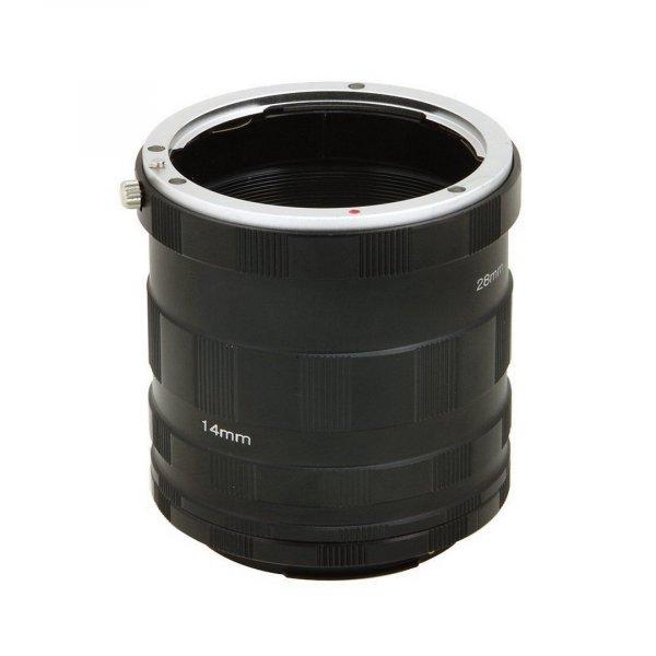 Макрокольца для Canon EOS (без автофокуса)