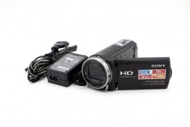 Видеокамера Sony HDR-CX400E