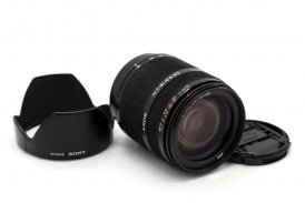 Sony 18-200mm f/3.5-6.3 DT (SAL18200)