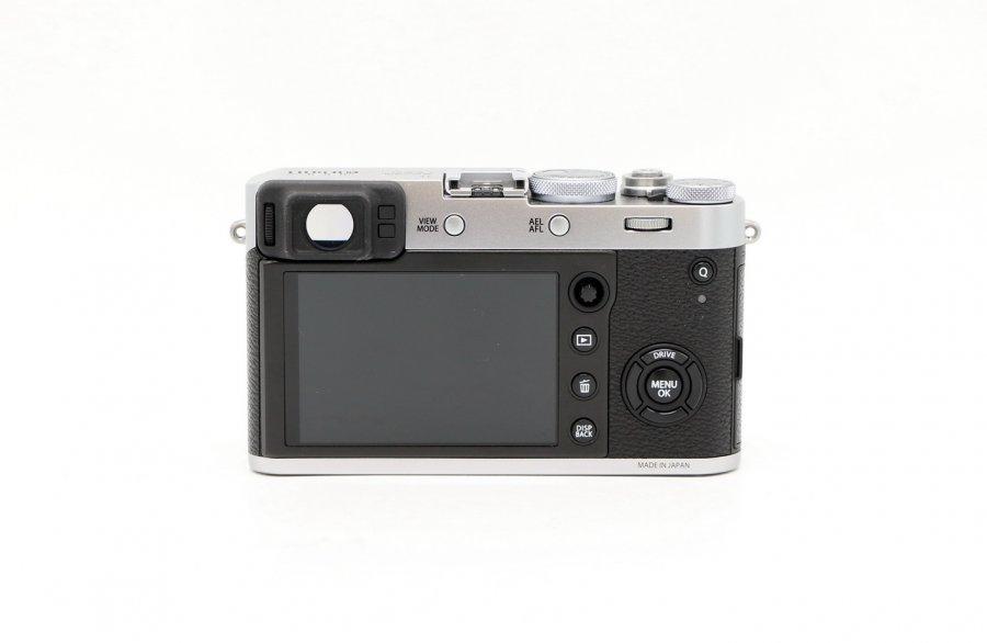 Fujifilm X100F silver новый