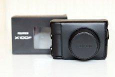 Чехол кожаный LC-X100F Fujifilm X100F оригинал
