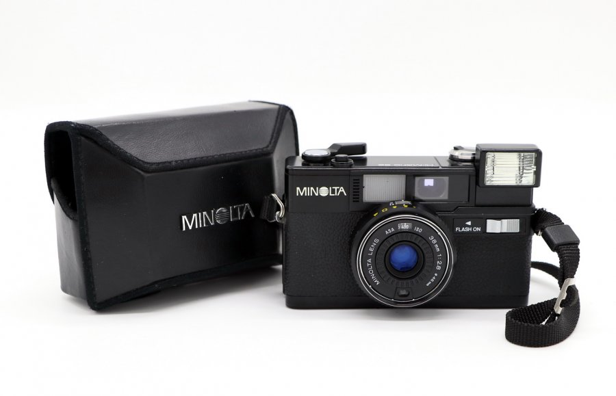 Minolta Hi-Matic S2 (Japan, 1974)