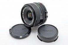 Canon FD 2.8/28mm (Japan, 1979)