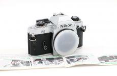 Nikon FG body (Japan, 1984)