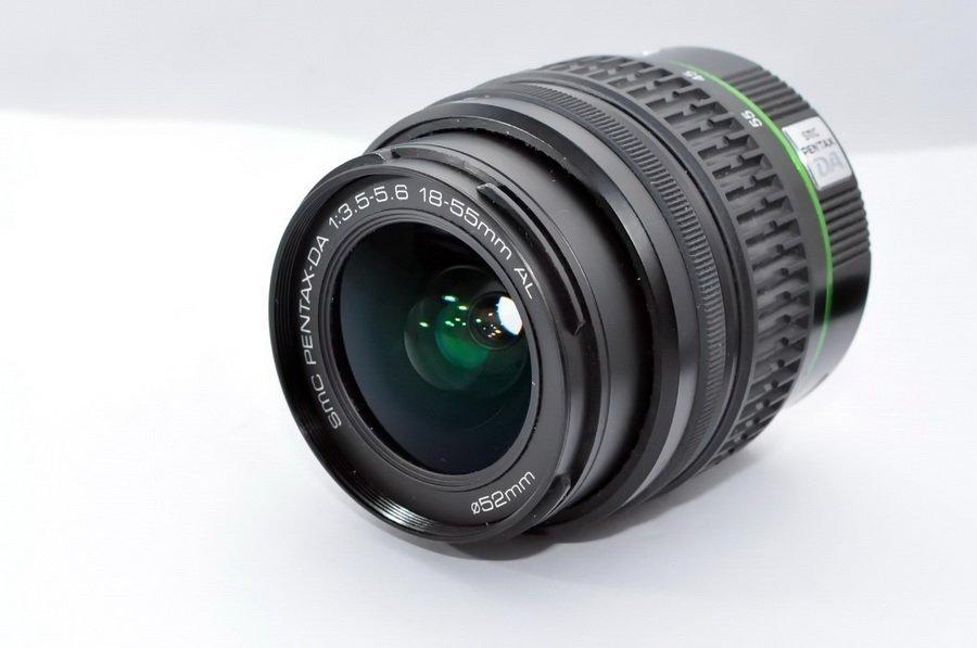 Pentax - DA SMC 18-55mm f/3.5-5.6 AL