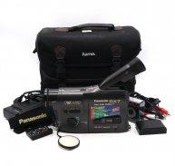 Видеокамера Panasonic NV-RX7EE