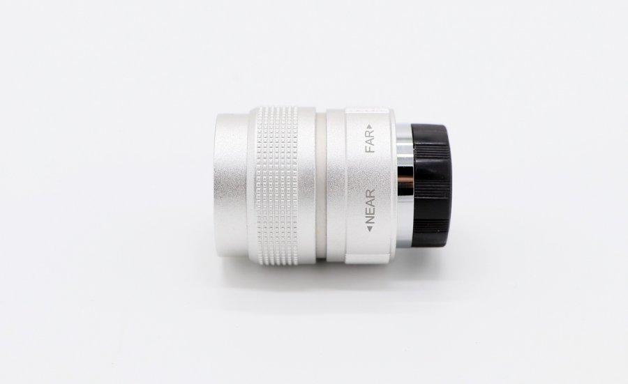 Fujian 25mm f/1.4 C-mount