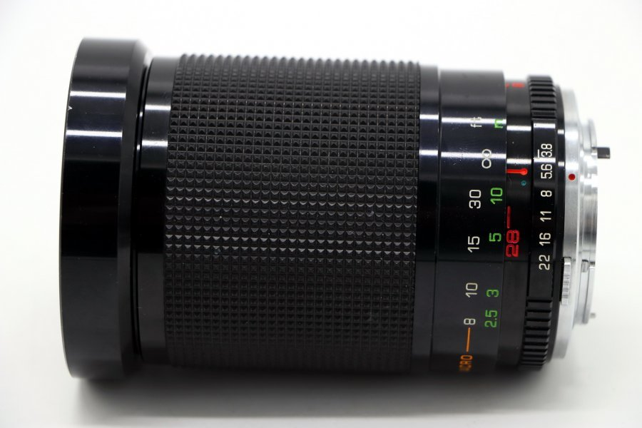 Kenlock-Mc tor MC 3.8-5.5/28-200mm