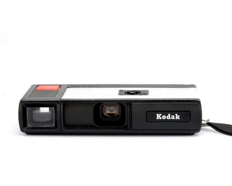 Kodak pocket Instamatic 20 (USA, 1974)