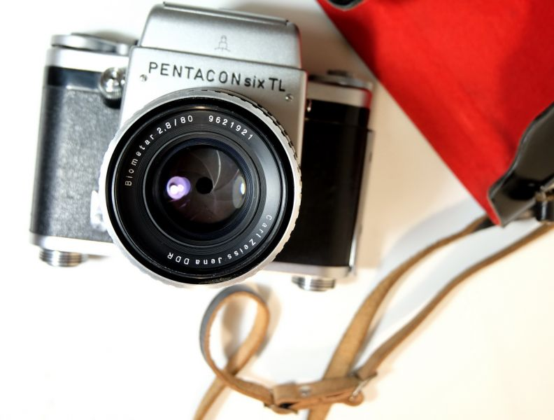 Pentacon Six TL + Biometar 2.8/80 CZJ