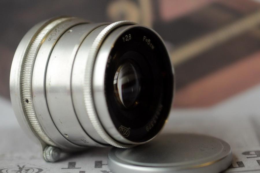 Индустар 26м f2.8/50mm для Sony Nex
