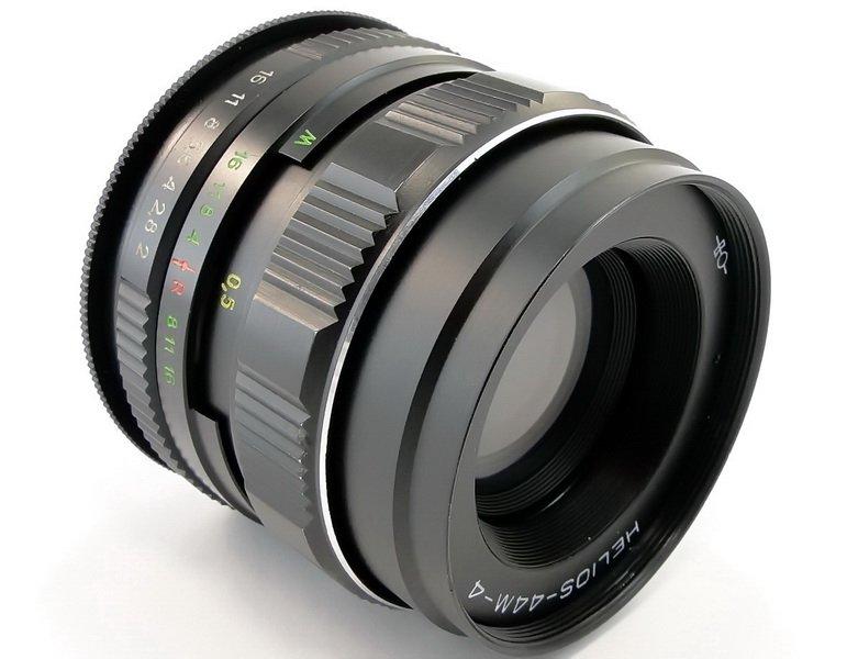 Helios-44M-4 2/58 for Canon EOS (1988г. в. б/у)