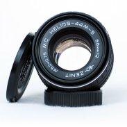 Новый мс Гелиос-44М-5 2/58 для Canon EOS
