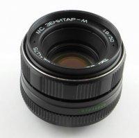 Мс Зенитар-М 1.9/50 для Canon EOS