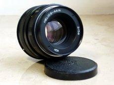 Новье Гелиос 44М f2/58mm для Canon EOS