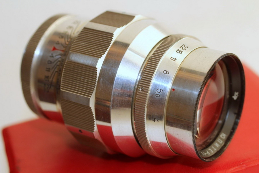 Юпитер-11 f4/135mm для Canon EOS