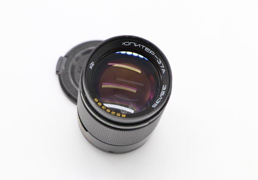 Юпитер 37А f3.5/135 для Canon EOS