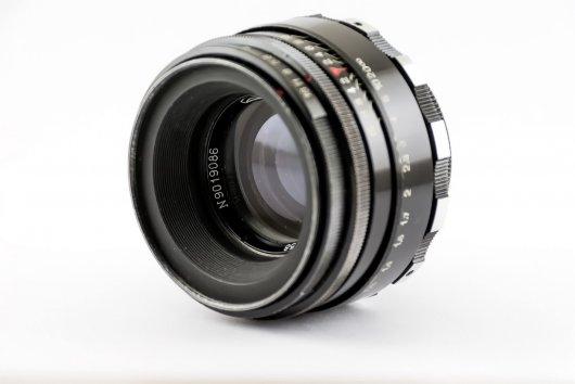 Helios-44 f2/58mm (зебра) для Nikon
