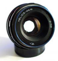 Helios-44M 2/58 для Canon EOS