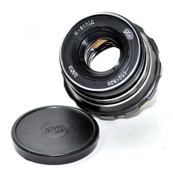 Индустар-61Л/Д 2,8/53 для Fujifilm