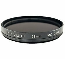 Светофильтр Marumi 58mm  MC C-P.L