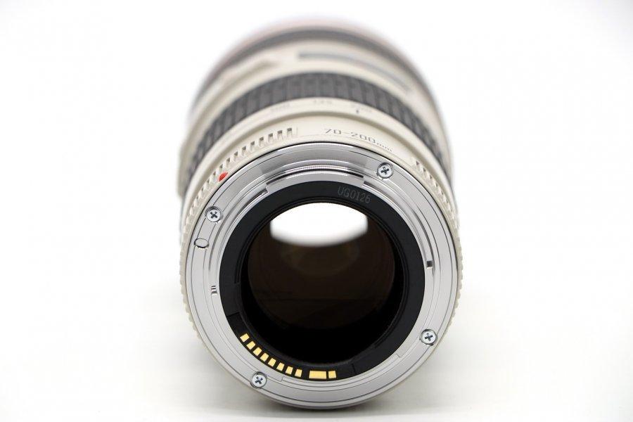 Canon EF 70-200mm f/4L USM новый