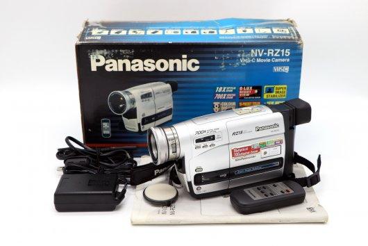 Видеокамера Panasonic NV-RZ15 box