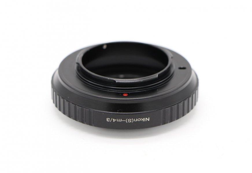 Adapter Nikon S - Micro 4/3
