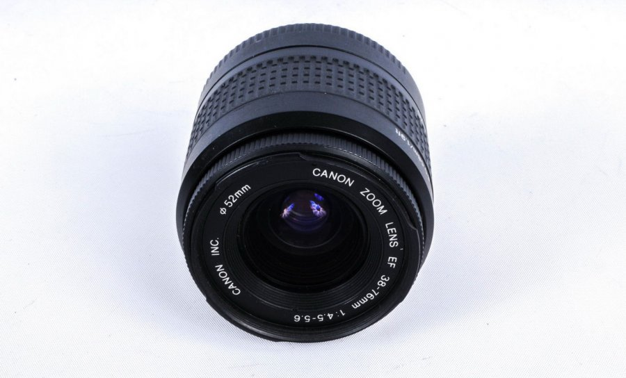 Canon EF 38-76mm 4.5-5.6 (Japan, 1995)