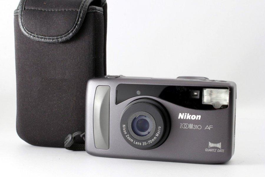 Nikon zoom 310 AF (Japan, 1996)