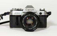 Canon AE-1 (Japan, 1979)