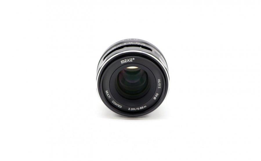 Meike 50mm f/2.0 MC Micro 4/3