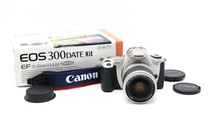 Canon EOS 300 kit