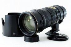 Nikon 70-200mm f/2.8G ED AF-S VR  Zoom-Nikkor