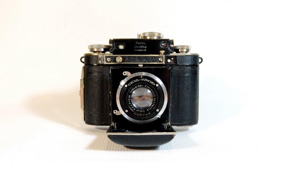 Certo Dollina + Xenar 2.8/5cm (Germany, 1937)