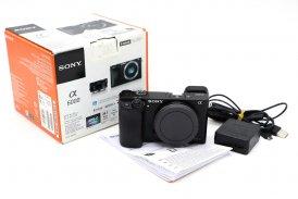 Sony A6000 ILCE-6000L body в упаковке (пробег 900 кадров)