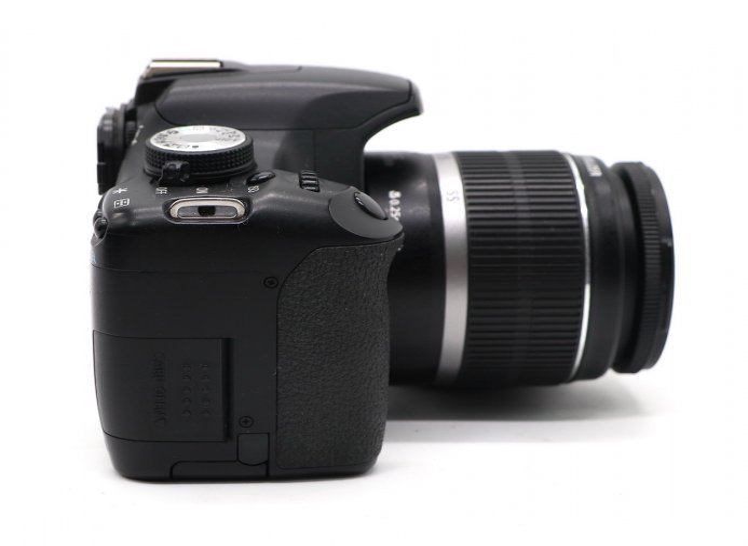 Canon EOS 500D kit box