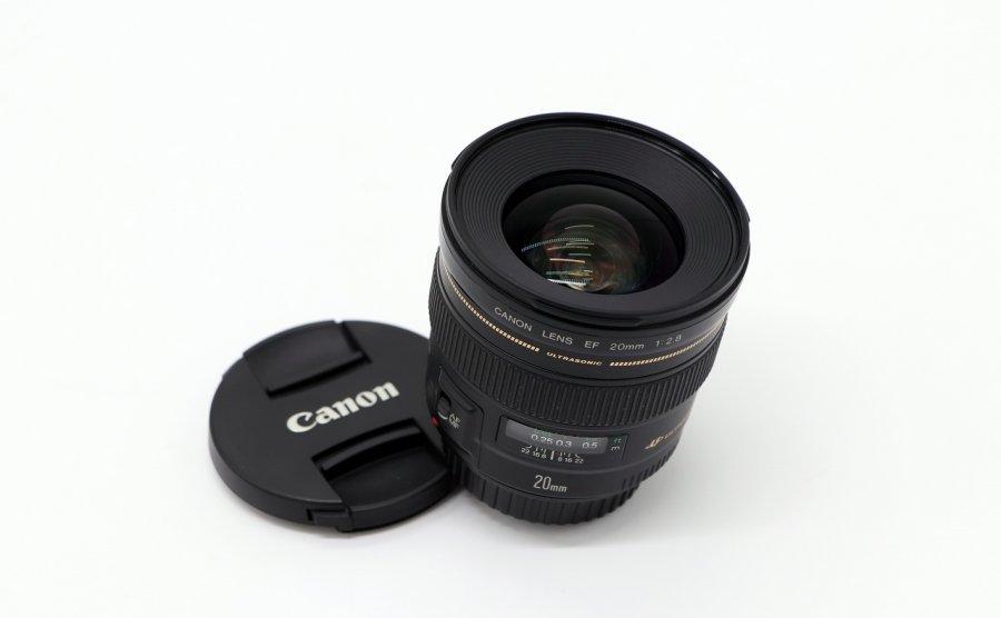 Canon EF 20mm f/2.8 USM новый