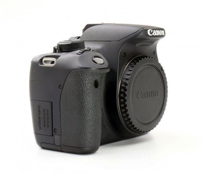 Canon EOS 700D body (пробег 9K кадров)