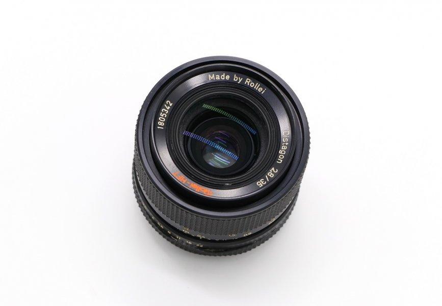Distagon HFT 35mm f/2.8 Rollei