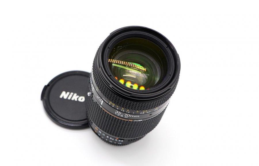 Nikon AF 35-70mm f/2.8D (Japan, 1990)