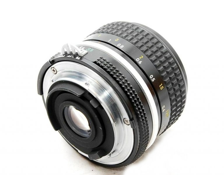 Nikon 28mm f/3.5 Nikkor